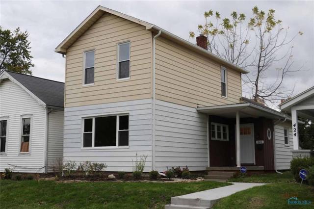 426 Crittenden, Toledo, OH 43609 (MLS #6018029) :: Office of Ivan Smith