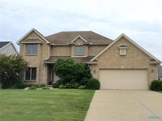 14670 Lake Meadows, Perrysburg, OH 43551 (MLS #6023789) :: Office of Ivan Smith