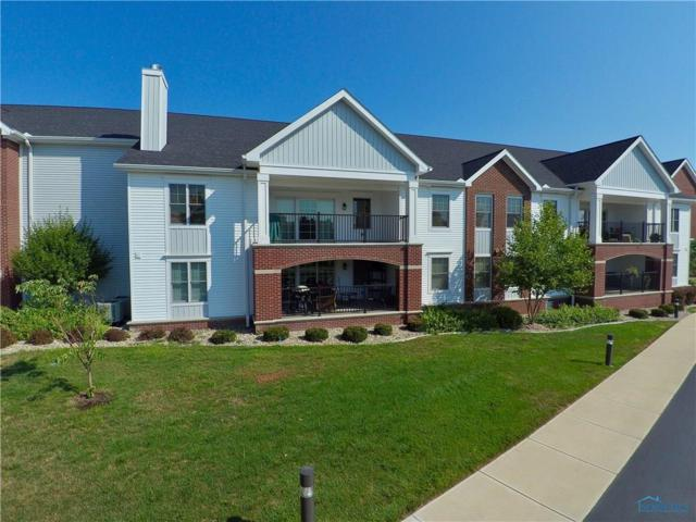 3040 Byrnwyck #108, Maumee, OH 43537 (MLS #6028415) :: Office of Ivan Smith