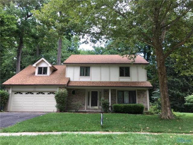 1231 Hiddenwood, Toledo, OH 43615 (MLS #6028648) :: Key Realty