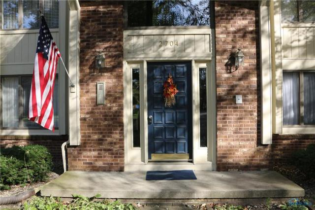 2704 Westcastle 2704-2, Toledo, OH 43615 (MLS #6030773) :: RE/MAX Masters