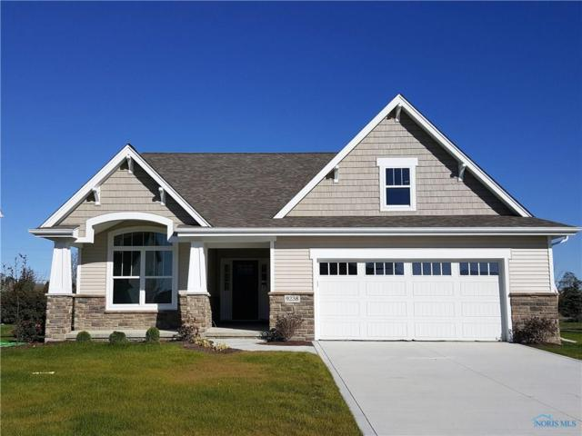 9238 Tenmile Creek, Sylvania, OH 43560 (MLS #6032593) :: Key Realty