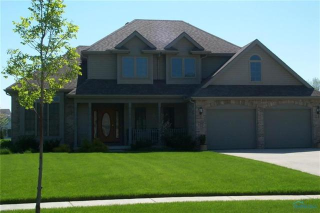 4543 Blystone Valley, Maumee, OH 43537 (MLS #6036400) :: RE/MAX Masters