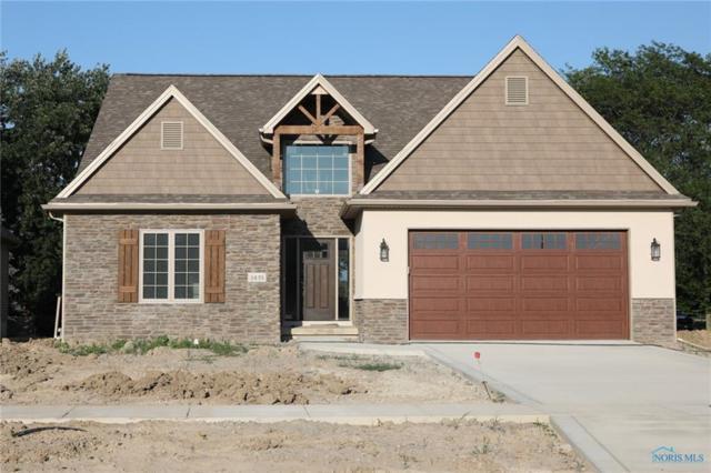 5435 Country Ridge, Sylvania, OH 43560 (MLS #6040906) :: Key Realty