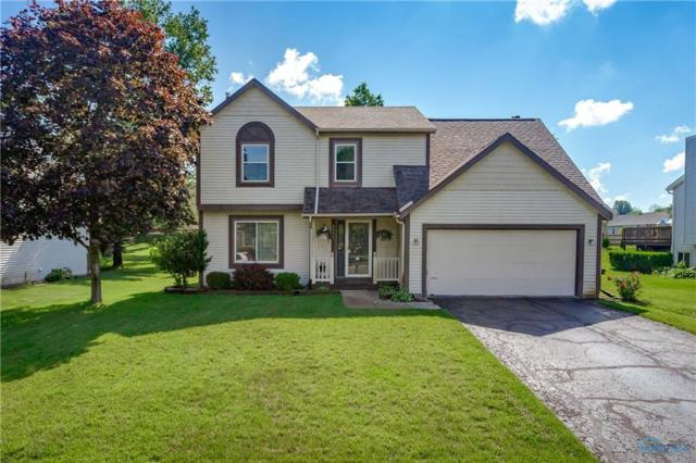 3924 Pepperwood, Sylvania, OH 43560 (MLS #6041436) :: Key Realty