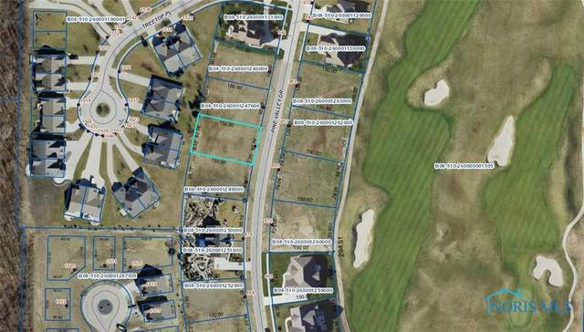 860 Pine Valley Drive, Bowling Green, OH 43402 (MLS #6044925) :: CCR, Realtors