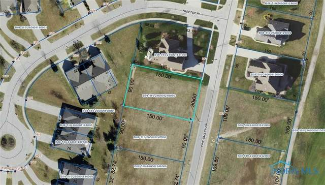 848 Pine Valley Drive, Bowling Green, OH 43402 (MLS #6044977) :: CCR, Realtors