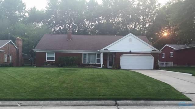 6051 Elden, Sylvania, OH 43560 (MLS #6045679) :: Key Realty