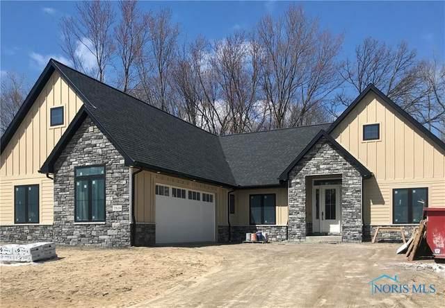 7518 Larberg Lane, Sylvania, OH 43560 (MLS #6046967) :: Key Realty