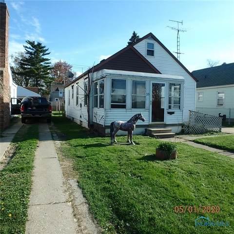 35 W Crawford, Toledo, OH 43612 (MLS #6051631) :: CCR, Realtors