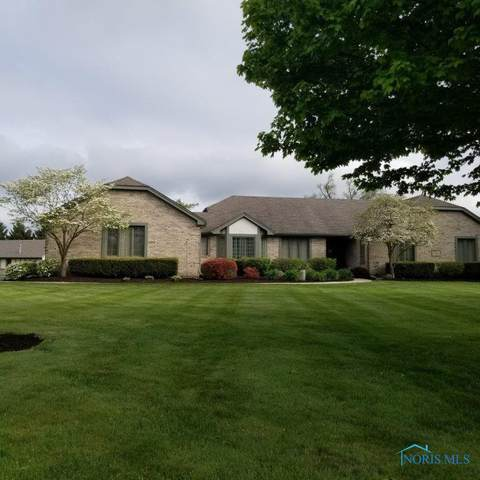 3563 Stonebrooke, Maumee, OH 43537 (MLS #6053945) :: The Kinder Team