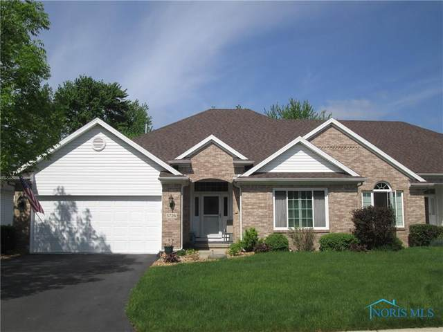 5726 Crossbrooke Lane, Waterville, OH 43566 (MLS #6054140) :: RE/MAX Masters