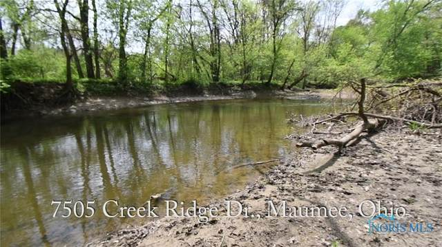 7505 Creek Ridge, Maumee, OH 43537 (MLS #6054225) :: CCR, Realtors