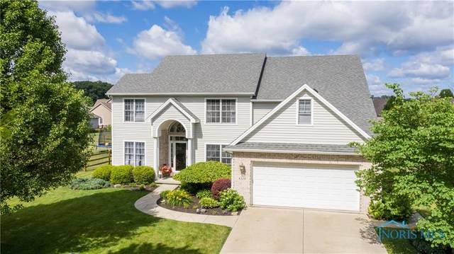 4208 Ranchers, Maumee, OH 43537 (MLS #6054543) :: The Kinder Team