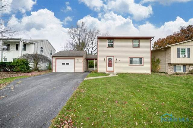 516 Indian Ridge, Rossford, OH 43460 (MLS #6059890) :: The Kinder Team