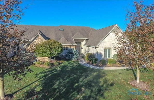 3814 Deer Valley, Maumee, OH 43537 (MLS #6060928) :: The Kinder Team