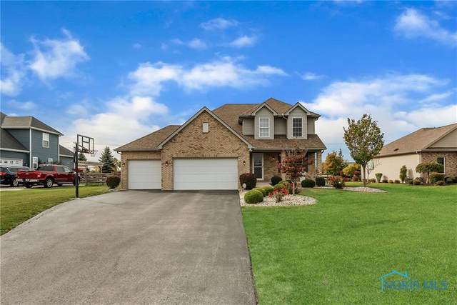 4832 Round House, Monclova, OH 43542 (MLS #6060983) :: Key Realty