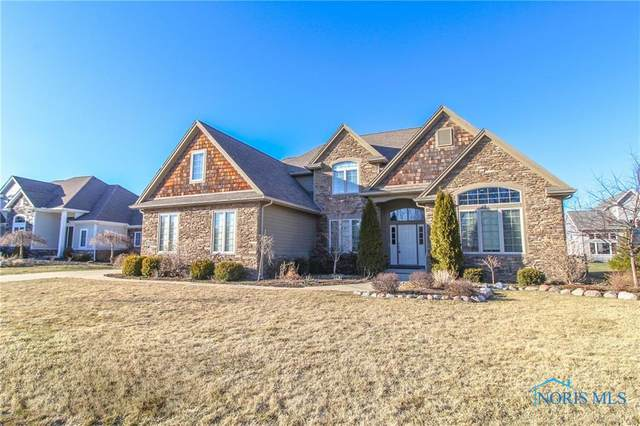 3816 Timber Valley, Maumee, OH 43537 (MLS #6066299) :: RE/MAX Masters
