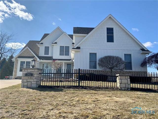 3032 Alex, Maumee, OH 43537 (MLS #6066646) :: RE/MAX Masters