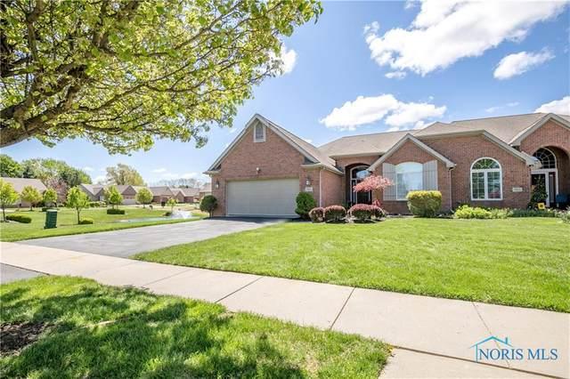 9161 Summer Song Lane, Sylvania, OH 43560 (MLS #6069156) :: Key Realty