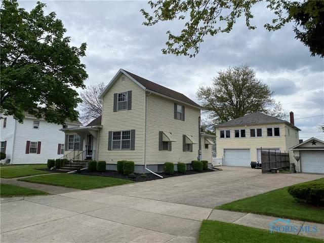 637 Strong Street, Napoleon, OH 43545 (MLS #6070169) :: CCR, Realtors