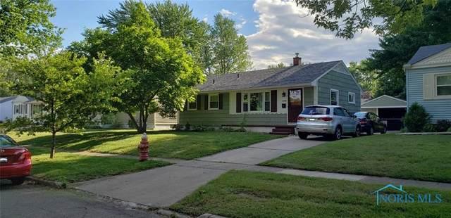 4845 Brott Road, Toledo, OH 43613 (MLS #6072206) :: CCR, Realtors