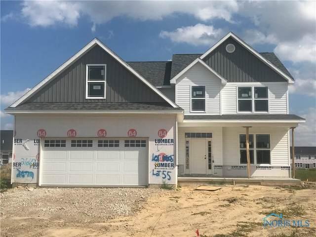 2667 Cross Ridge Way, Perrysburg, OH 43551 (MLS #6072831) :: Key Realty