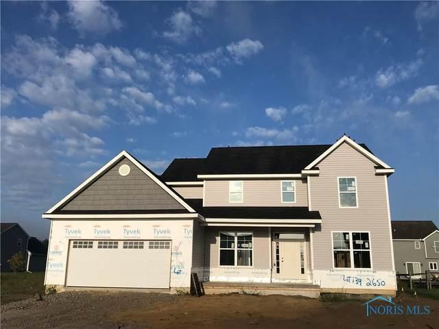 2650 Cross Ridge Way, Perrysburg, OH 43551 (MLS #6072856) :: Key Realty