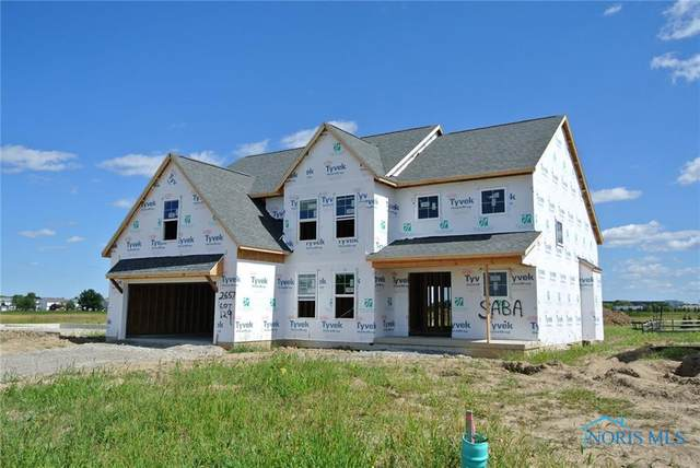 2657 Woods Edge Road, Perrysburg, OH 43551 (MLS #6073990) :: Key Realty