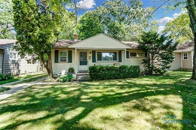 5252 Winona Drive, Toledo, OH 43613 (MLS #6075587) :: Key Realty