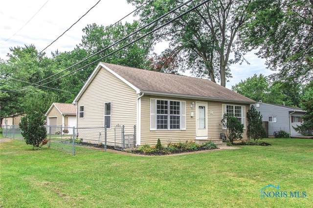 2003 Woodbridge Road, Toledo, OH 43615 (MLS #6076329) :: Key Realty