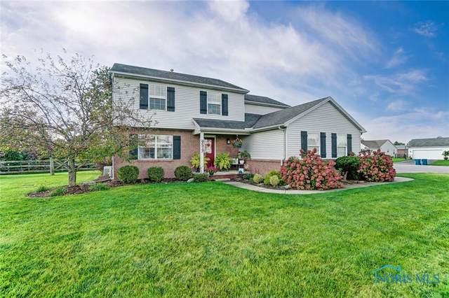 9517 Morganhill Road, Sylvania, OH 43560 (MLS #6078142) :: iLink Real Estate