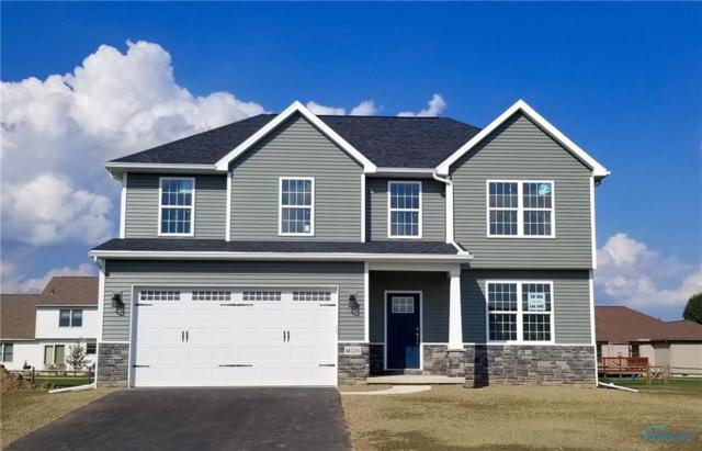 14706 Saddle Horn, Perrysburg, OH 43551 (MLS #6025282) :: Key Realty