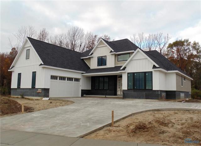 7512 Larberg Lane, Sylvania, OH 43560 (MLS #6028960) :: Key Realty