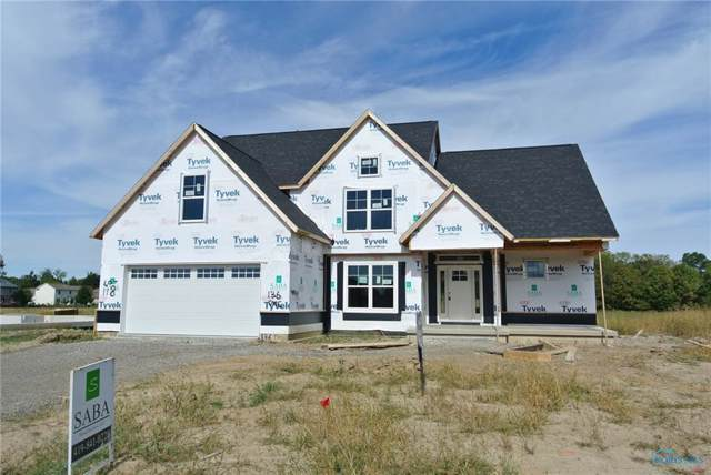 136 Taylors Mill Circle, Perrysburg, OH 43551 (MLS #6041029) :: Key Realty