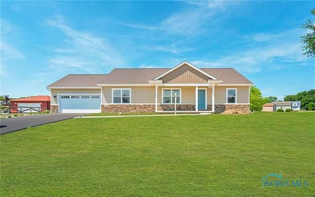 1466 Circle Drive, Millbury, OH 43447 (MLS #6056048) :: Key Realty