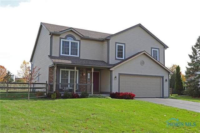 500 Ballybay, Perrysburg, OH 43551 (MLS #6061487) :: CCR, Realtors