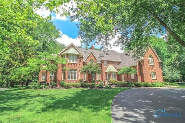 7554 Pear Tree Lane, Sylvania, OH 43560 (MLS #6072364) :: CCR, Realtors