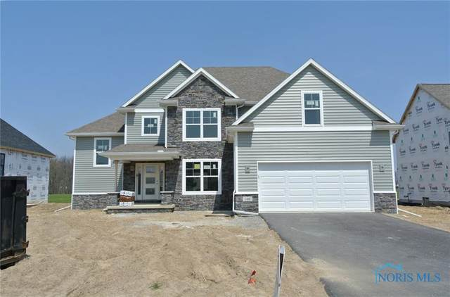 140 Taylors Mill Circle, Perrysburg, OH 43551 (MLS #6041690) :: RE/MAX Masters