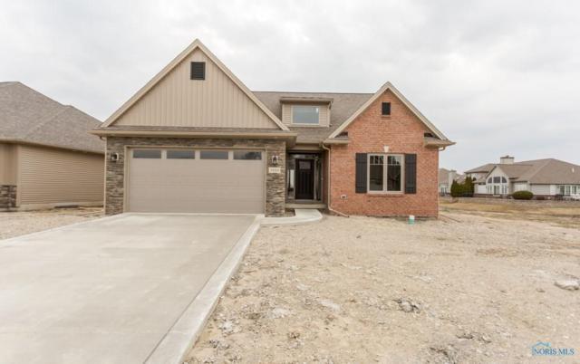 5444 Country Ridge, Sylvania, OH 43560 (MLS #6027719) :: Key Realty