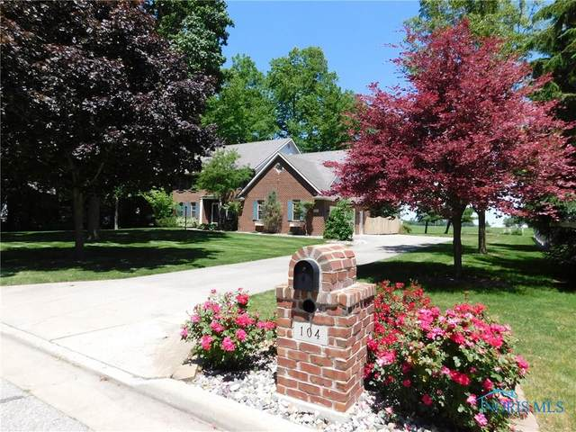 104 Quail Run, Archbold, OH 43502 (MLS #6035989) :: The Kinder Team