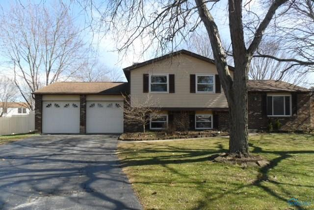 828 Colonial, Waterville, OH 43566 (MLS #6022410) :: Key Realty