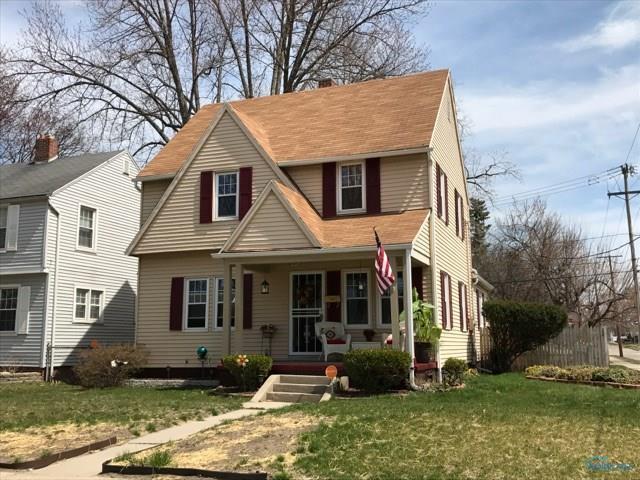 4102 Garrison, Toledo, OH 43613 (MLS #6024225) :: RE/MAX Masters