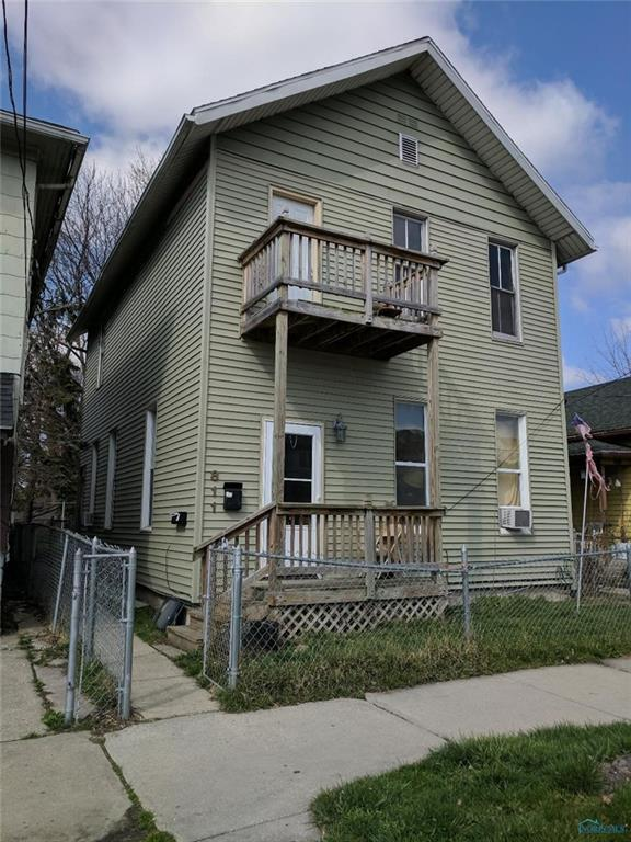 811 Bush, Toledo, OH 43604 (MLS #6024357) :: Key Realty