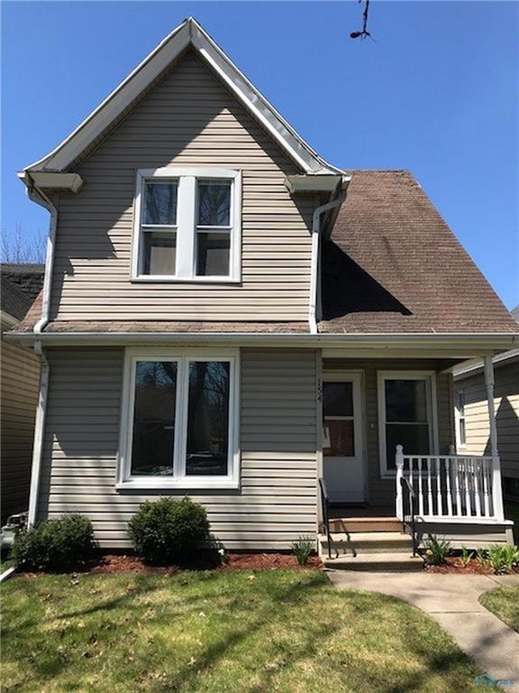 154 Elm, Rossford, OH 43460 (MLS #6024374) :: Key Realty