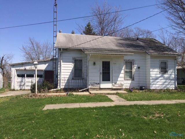304 Cedar, Pioneer, OH 43554 (MLS #6024422) :: Key Realty