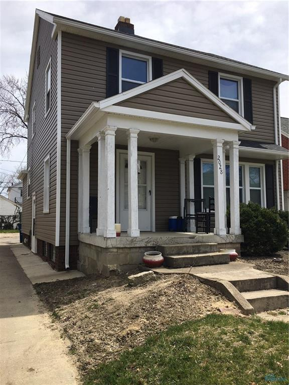 2028 Alvin, Toledo, OH 43607 (MLS #6024750) :: Key Realty