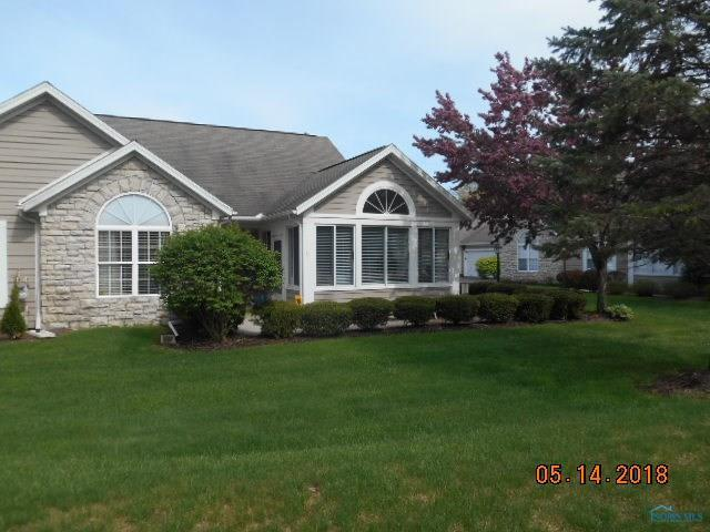 2301 Whispering Pines 6-2301, Toledo, OH 43617 (MLS #6025121) :: Key Realty