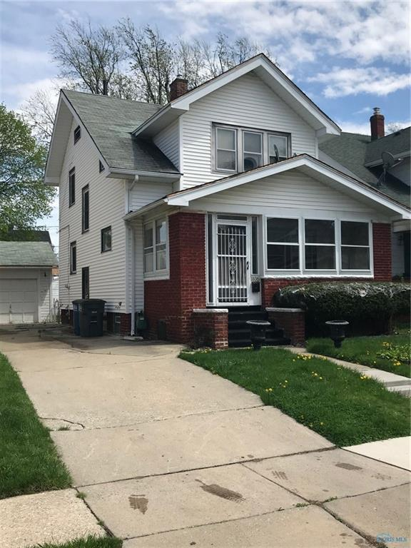 1806 Parkdale, Toledo, OH 43607 (MLS #6025653) :: Key Realty