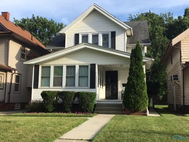 1349 Palmetto, Toledo, OH 43606 (MLS #6026643) :: RE/MAX Masters